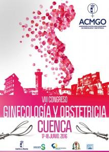 Cartel del VIII ongreso ACMGO